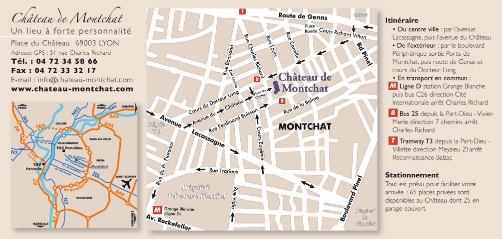 Accès-Montchat
