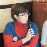 Marie Pette, Présidente de Les Voix de l'Adoption